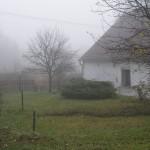 mlha vsude kolem